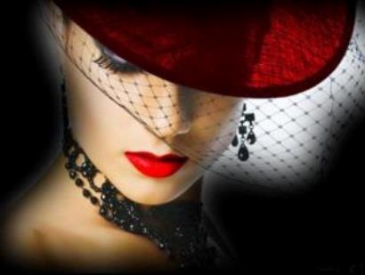 Femme au chapeau dans ET LES FEMMES ! 551677_201486679974193_1751357283_n