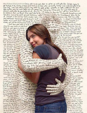 Lire et ecrire. dans ECRIRE, LIRE:CITATIONS EN IMAGES. 19147_313428354166_5769431_n