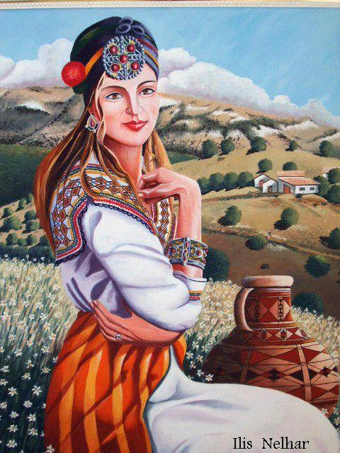 Femme berbère. dans ET LES FEMMES ! 422594_3489289269946_114218290_n