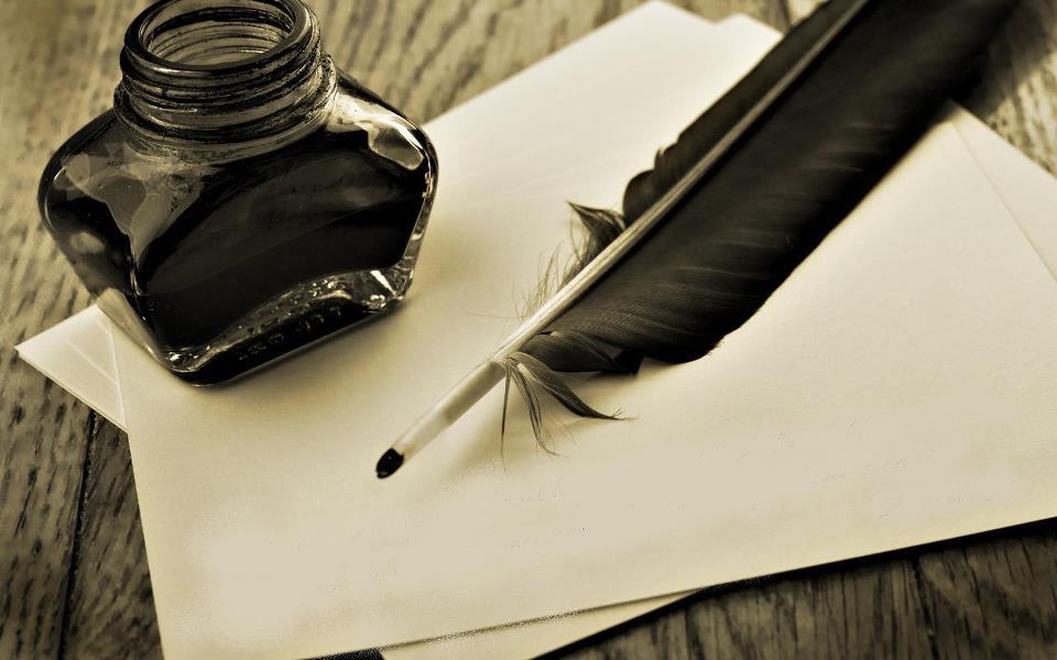 Ecrire. dans ECRIRE, LIRE:CITATIONS EN IMAGES. 418775_481442395200064_419662609_n