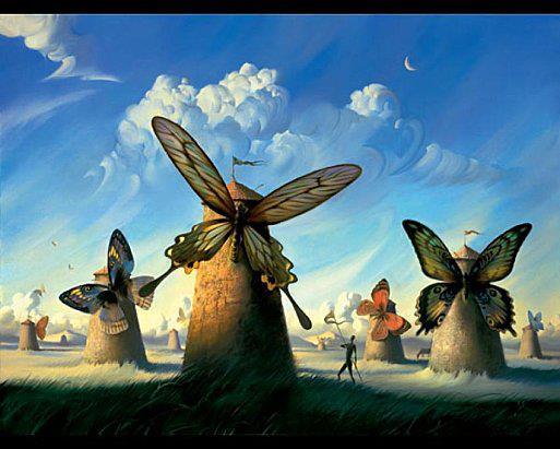 Moulins papillons. dans AU HASARD D'UNE PROMENADE. 155926_476430639079809_55913454_n