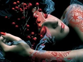 Femme endormie. dans ET LES FEMMES ! 484347_226909280775039_1064824392_n