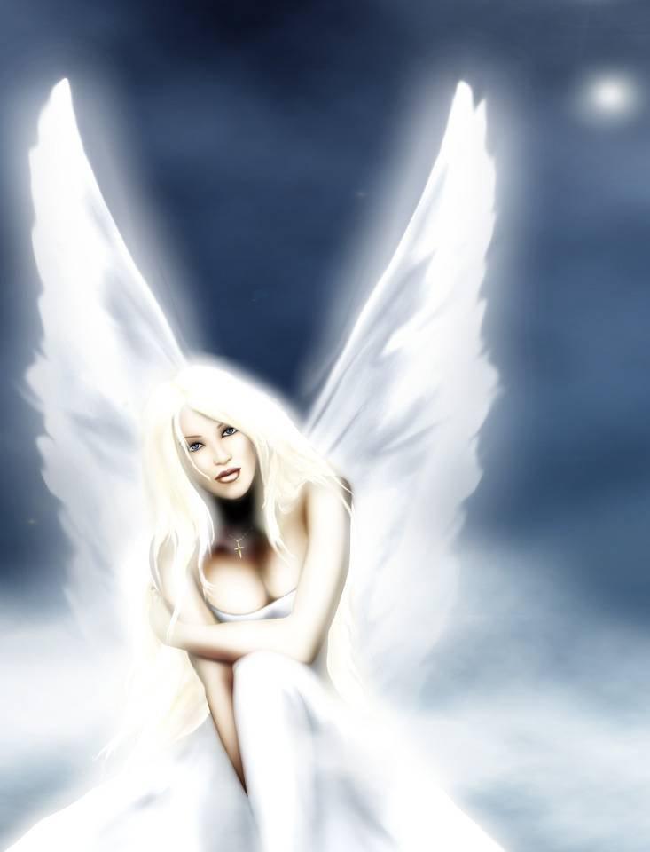 Femme ange. dans ET LES FEMMES ! 252740_395242287178608_246101807_n