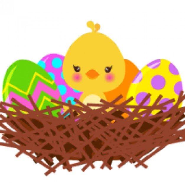 Image de Pâques. dans images de Pâques. oeufs-de-paques_262-2147486783